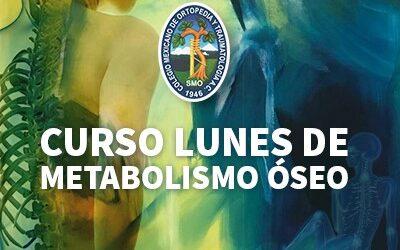 CURSO LUNES DE METABOLISMO ÓSEO